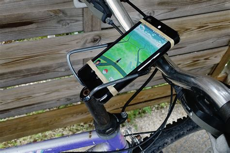 Diy Phone Mount For Bicycle