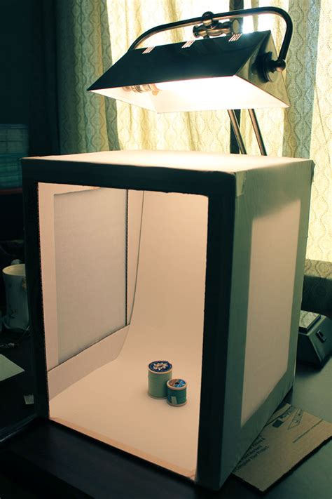 Diy Photo Box Lights