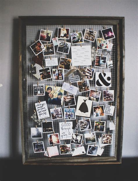 Diy Photo Collage Poster