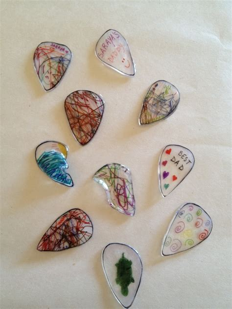 Diy Photo Guitar Picks