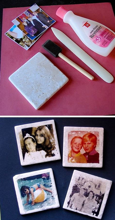 Diy Photo Projects For Gift Ideas