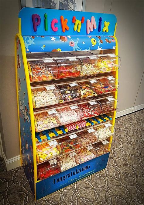 Diy Pick And Mix Stand
