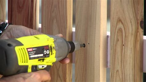 Diy Picket Fence Bunnings