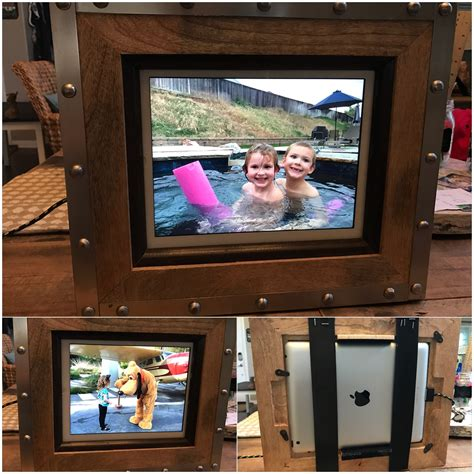 Diy Picture Frame Digital