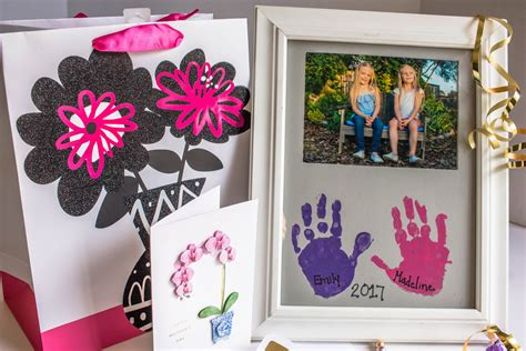 Diy Picture Frame Mothers Day