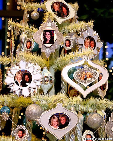 Diy Picture Frame Ornaments