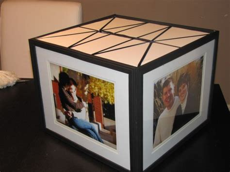 Diy Picture Frame Wedding Card Box