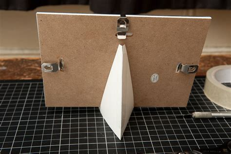 Diy Picture Frames Standoffs