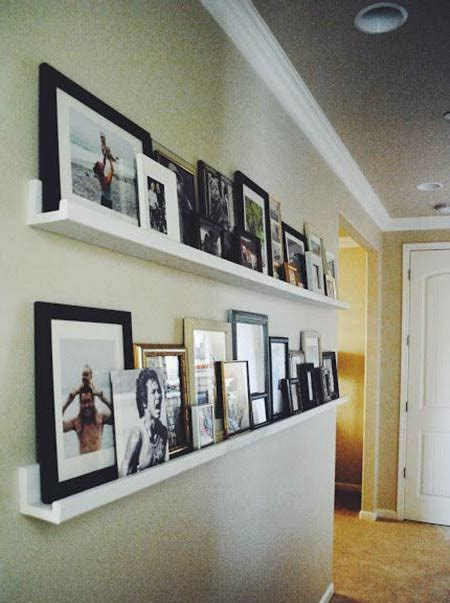 Diy Picture Ledge Plans
