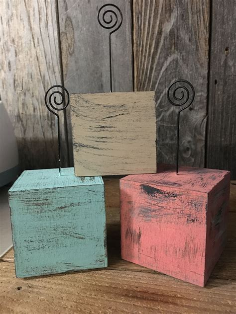 Diy Picture On Wood Block
