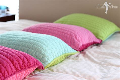 Diy Pillow Bed Youtube