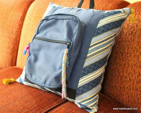 Diy Pillowcase Backpack