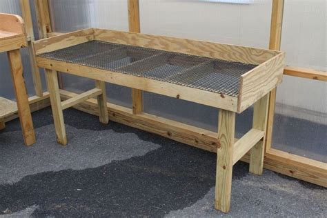 Diy Plant Grow Tables