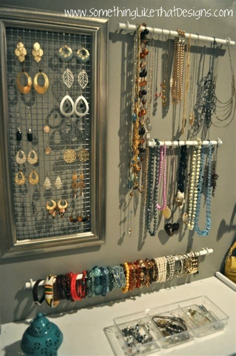 Diy Plaque Style Necklace Rack Display