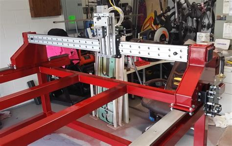 Diy Plasma Table Gantry