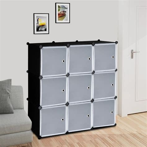 Diy Plastic Storage Cubes Stackable