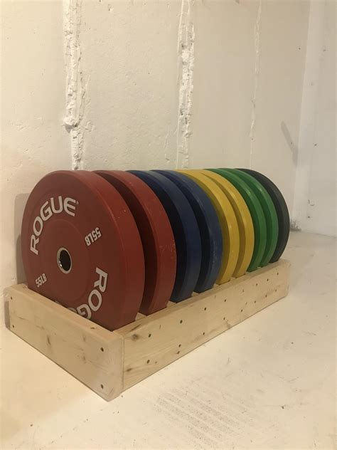Diy Plate Storage Ideas