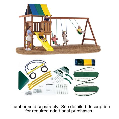 Diy Play Set Hardware Kit
