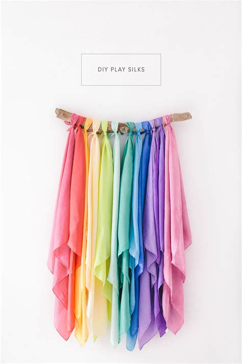 Diy Play Silks