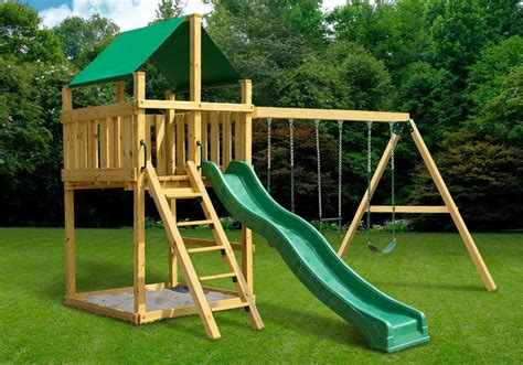 Diy Playground Kits Manufacturer