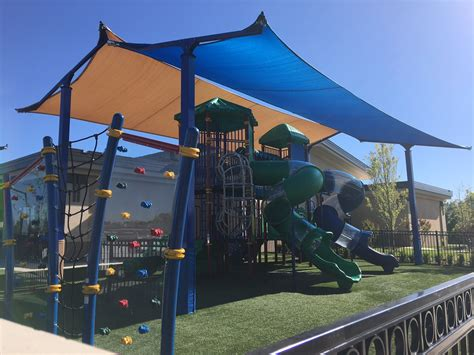 Diy Playground Shade