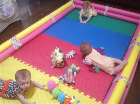 Diy Playpen For Babies
