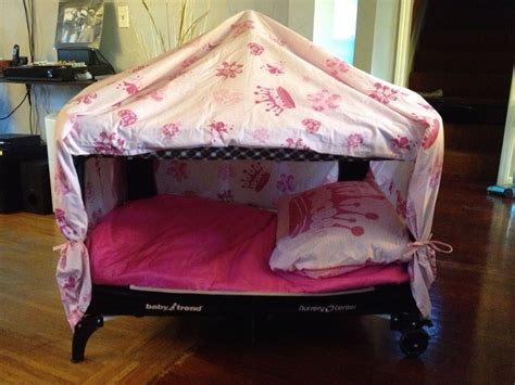 Diy Playpen To Tent Bed