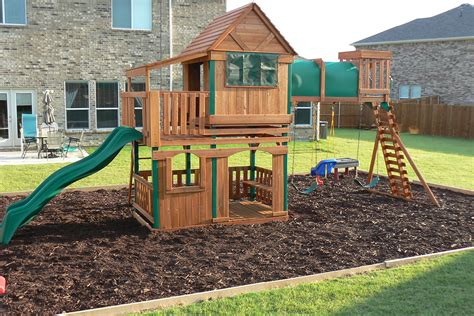 Diy Playset Border