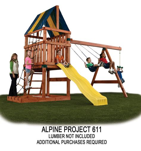 Diy Playset Hardware Kits