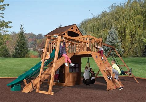 Diy Playset Installation