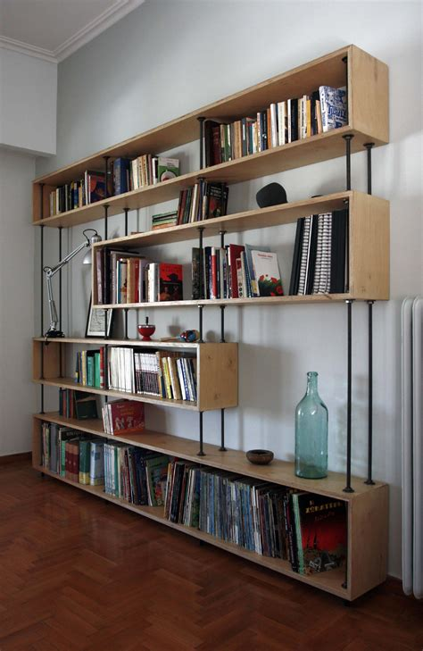 Diy Plywood Bookshelf