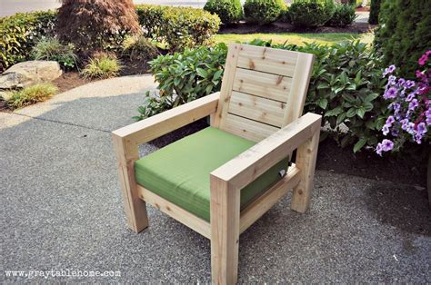 Diy Plywood Outdoor Chair