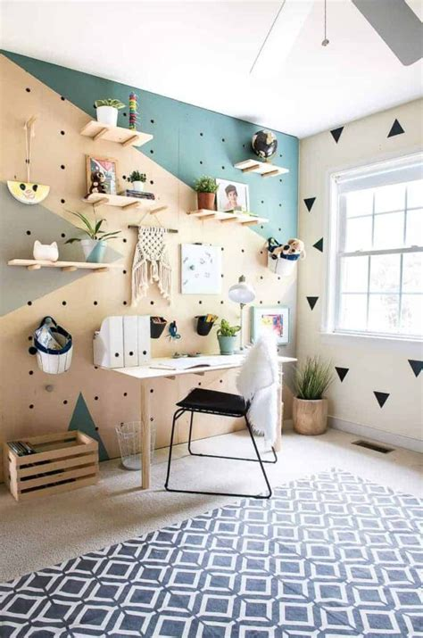 Diy Plywood Pegboard