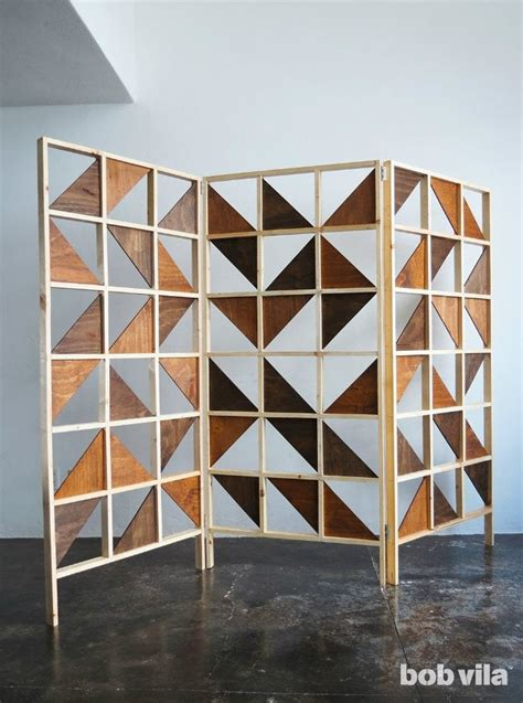 Diy Plywood Room Divider Ideas