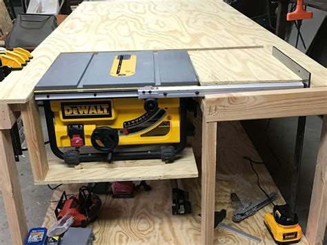 Diy Plywood Table Saw Router Table On Youtube