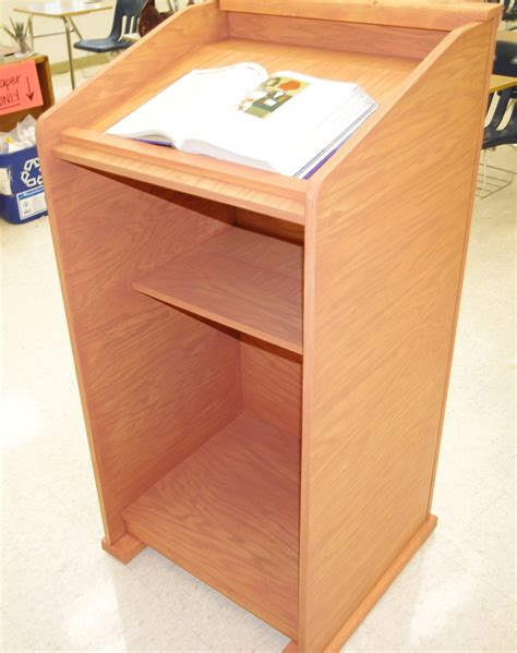 Diy Podiums To Stand On