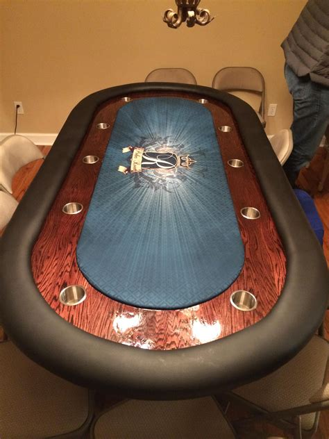 Diy Poker Table Builds