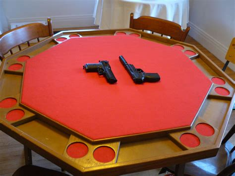 Diy Poker Table Felt