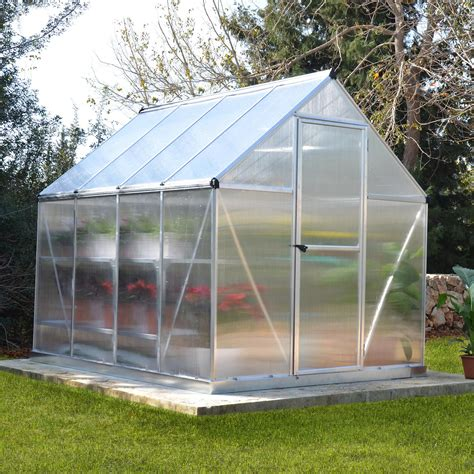 Diy Polycarbonate Panel Greenhouse
