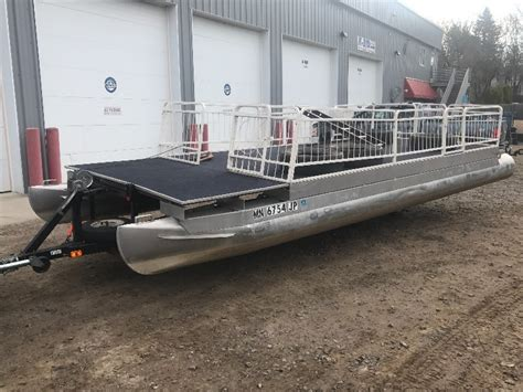 Diy Pontoon Boat Trailer