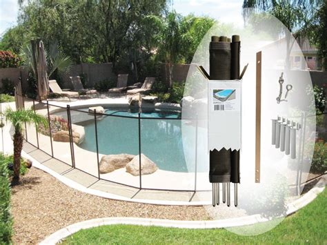 Diy Pool Child Safety Fence