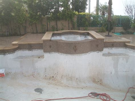 Diy Pool Plaster Repair