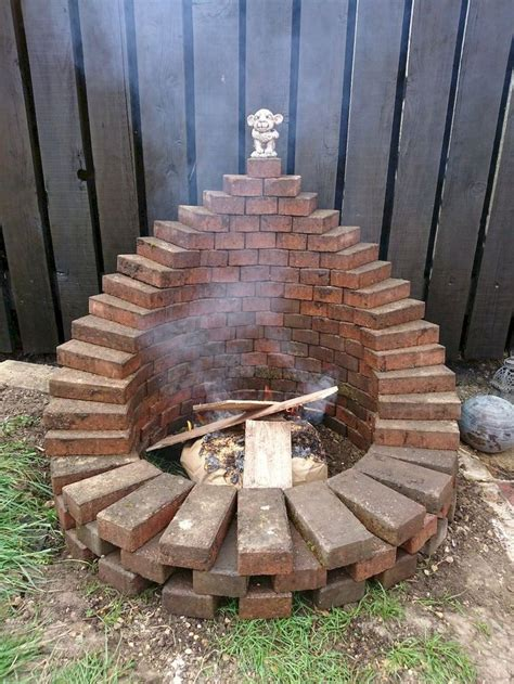 Diy Pool Side Fire Pit