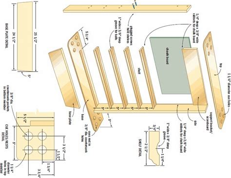 Diy Pool Stick Rack Plans