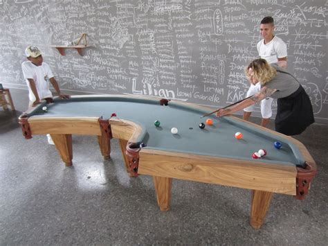 Diy Pool Table Disassembly