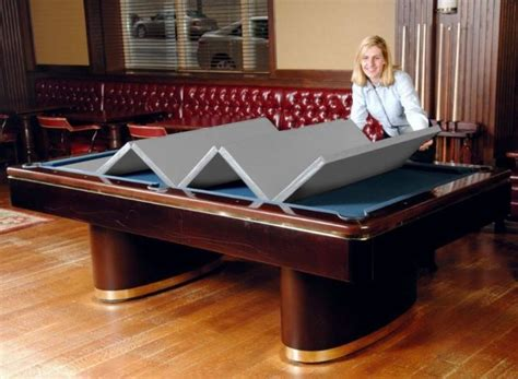 Diy Pool Table Inserts