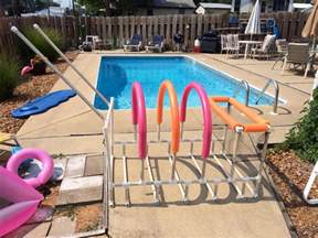 Diy Pool Toy Storage Pvc
