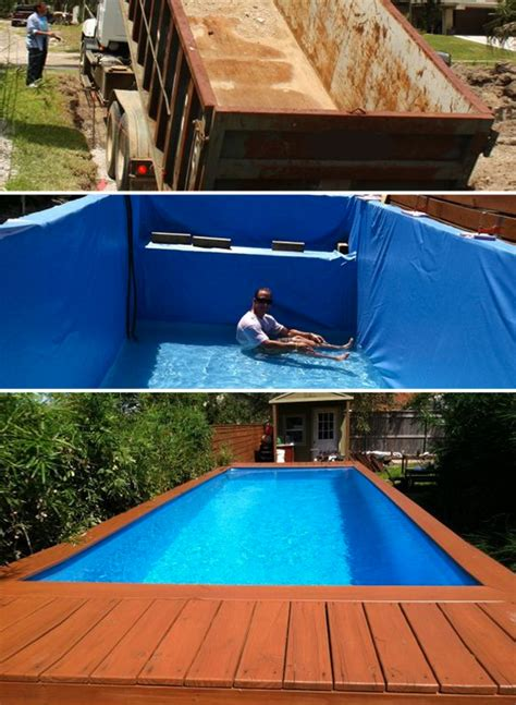 Diy Poolside Ideas