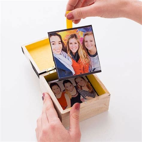 Diy Pop Up Box For Boyfriend