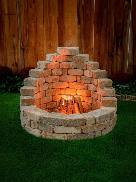 Diy Porch Fire Pit